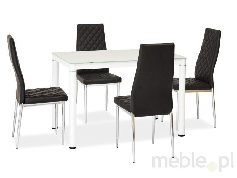 Krzesło Metalowe H262 Czarny Arenapl