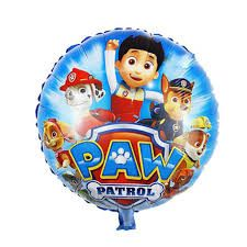 balon na hel PSI PATROL