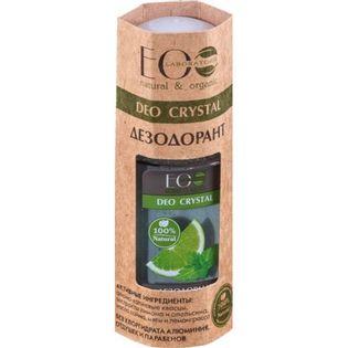 Ecolab Dezodorant Deo Crystal Cytryna I Poma 50Ml