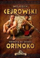 Piechotą do źródeł Orinoko Wojciech Cejrowski