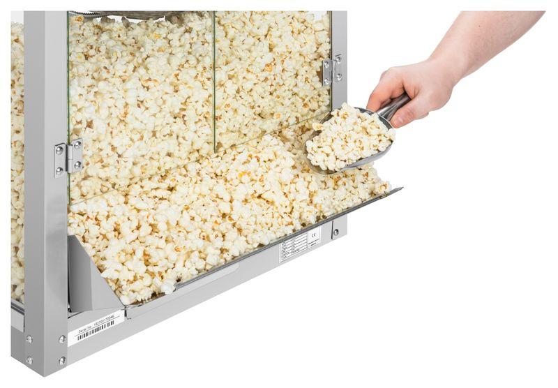 Maszyna do popcornu - stal nierdzewna Royal Catering RCPS-1350 zdjęcie 7