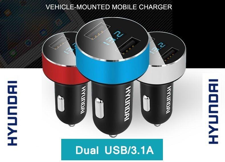 Ładowarka samochodowa 2x USB Quick Charge oryginał zdjęcie 1