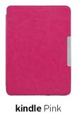 Etui Smart Case Kindle Paperwhite 1/2/3 - Pink