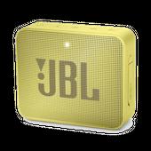 JBL GO 2 GŁOŚNIK PRZENOŚNY BLUETOOTH ŻÓŁTY zdjęcie 1