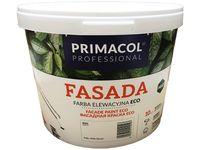 Farba akrylowa Primacol Fasada Eco (10 l, biały)