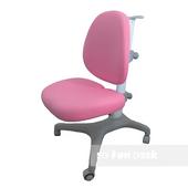 Regulowane krzesło fotel ortopedyczny BELLO I PINK