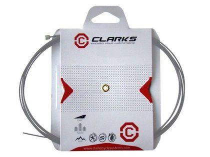 Linka przerzutki CLARK'S LONG LIFE PRE LUBE Mtb/Szosa uniwersalna 2275mm