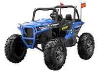 Hecht 55999 Blue Samochód Terenowy Elektryczny Akumulatorowy Auto Jeździk Pojazd Zabawka Dla Dzieci - Oficjalny Dystrybutor - Autoryzowany Dealer Hecht