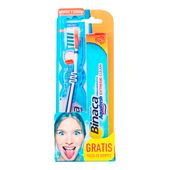 Zestaw do higieny jamy ustnej Aquafresh Extreme Clean Binaca (2 pcs)