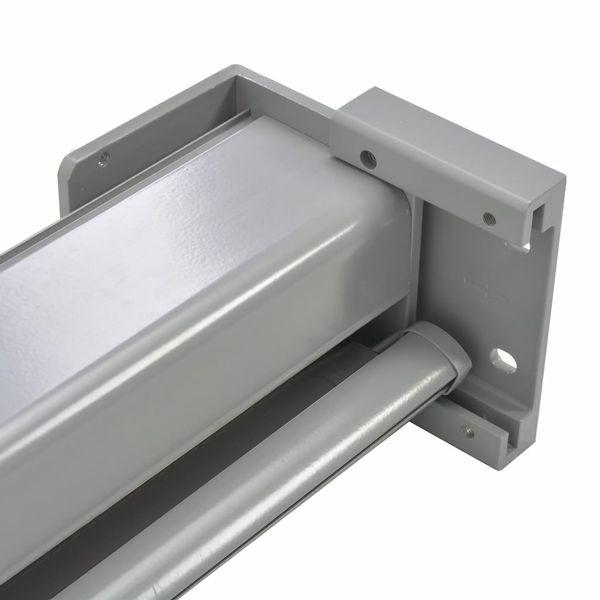 Wielofunkcyjna markiza boczna, balkonowa, 180 x 200 cm, szara GXP-680863 zdjęcie 4