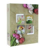 ALBUM, albumy na zdjęcia; 304 zdjęcia 10x15 cm opis VMC bouquet beż