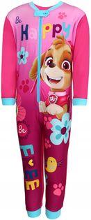 Piżama kombinezon Psi Patrol PAW Skye 98 różowy
