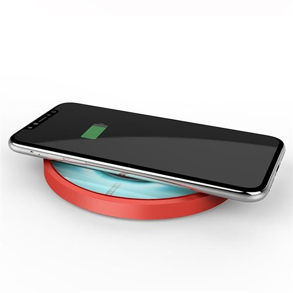 Ładowarka Nillkin Wireless Magic Disk 4 LE - Red zdjęcie 2