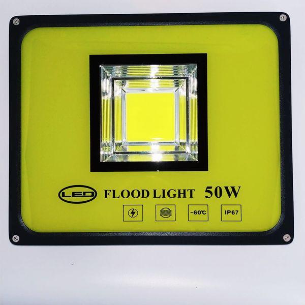 Halogen LED - Naświetlacz - 50W 5000LM zdjęcie 2