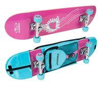 Deskorolka kompletna Skate Wonders ABEC 3 z plecakiem Hudora