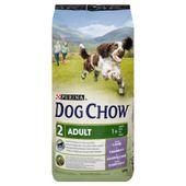 DOG CHOW Adult 1+ lat Karma z jagnięciną 14 kg