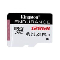 Kingston High Endurance microSDXC - Karta pamięci 128 GB A1 Class 10 UHS-I U1 V10 95/45 MB/s
