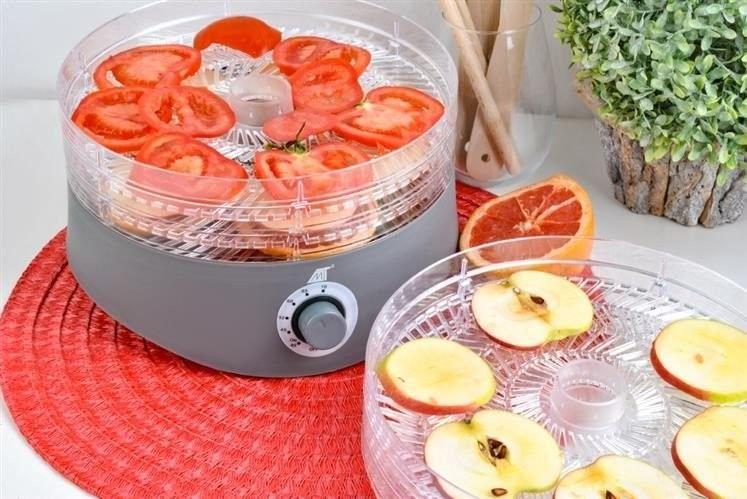 Suszarka do grzybów, owoców i warzyw z akcesoriami zdjęcie 51