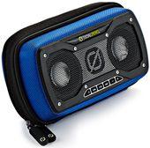 RockOut V2 przenośny głośnik stereo, wodoodporny, niebieski
