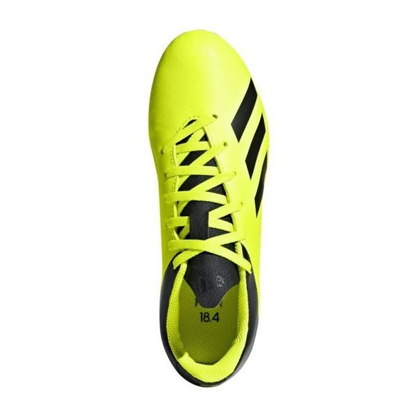 Buty piłkarskie adidas X 18.4 FxG DB2420 r.38 23