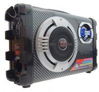 Radio budowlane Bluetooth HIFI Basowy Głośnik na budowę 25W