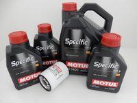 MOTUL SPECIFIC 5W20 8L +FILTR OLEJU MUSTANG GT 5.0