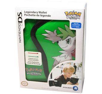 Portfel Etui DS Pokemon Platinum Shaymin