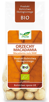 ORZECHY MACADAMIA BIO 75 g - BIO PLANET