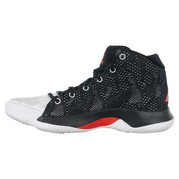 7874b7e4b11a4 Buty Adidas Crazy Heat męskie sportowe za kostkę do koszykówki 42 zdjęcie 4