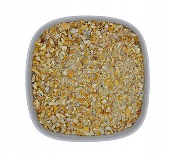 Śruta kukurydziana grubo mielona 30 kg 1,2zł/kg!