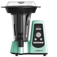 Robot Wielofunkcyjny LABESTO z funkcją gotowania LRW4006G + PAROWAR GRATIS - MIĘTOWY