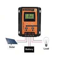 Sterownik regulator ładowania słonecznego 50A