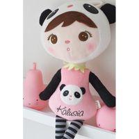 Lalka z imieniem Panda 50cm