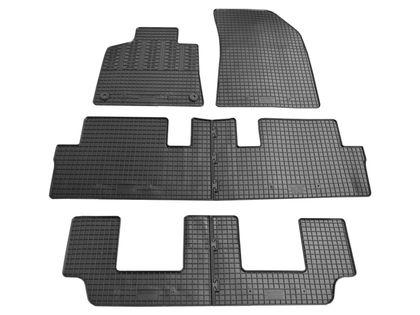 Citroen C4 Grand Picasso 7os od 2014r / dywaniki gumowe