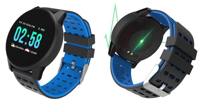 Smartwatch Zegarek Smartband Krokomierz Pulsometr T274 zdjęcie 2