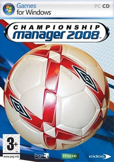 Championship Manager 2008 - PC