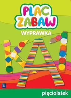 Plac zabaw Wyprawka Pięciolatek Szyller Aleksandra, Sowa Paulina