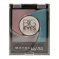 MAYBELLINE Big Eyes cienie 03  turkus