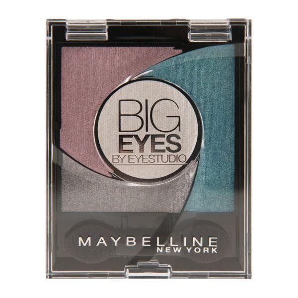 MAYBELLINE Big Eyes cienie 03  turkus na Arena.pl