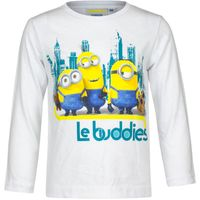 T-Shirt Bluzka Minions r116 Licencja Illumination (EP1024 White 6Y)