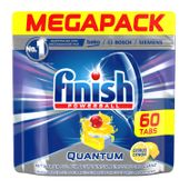 Finish Quantum tabletki 60szt. Lemon