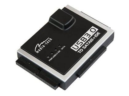 Przejściówka SATA/IDE na USB Media-Tech MT5100