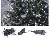 Lampki choinkowe białe LED 4 m Lunartec zdjęcie 4