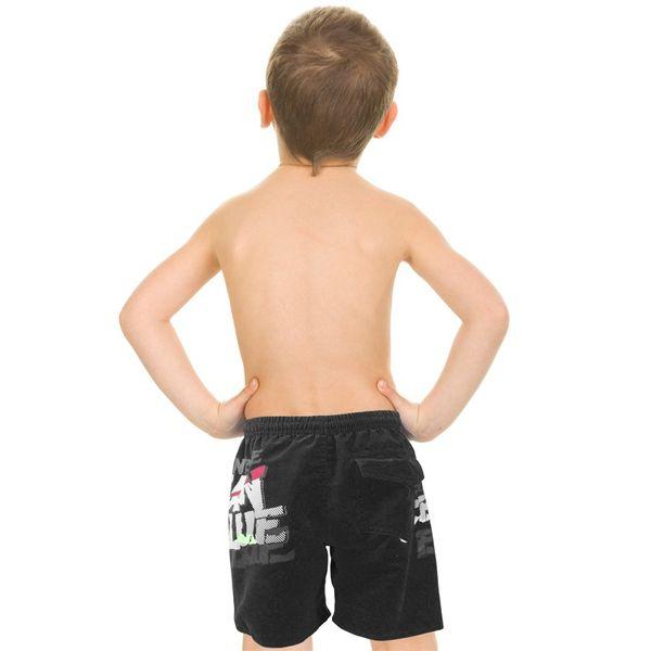 Szorty pływackie DAVID Kolor - Stroje męskie - David - 07 - czarny, Rozmiar - Stroje dziecięce - 134-140 (7/8A) zdjęcie 3