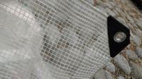 Przeźroczysta Plandeka 10x12 (LENO CRISTAL) 100g/m2