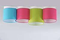 Lampa sufitowa 4xE27 PRZED ŚWITEM Namat-różne kolory kolor - 8