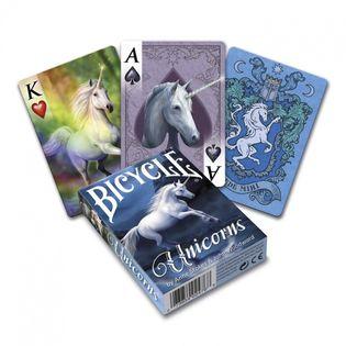Karty Anne Stokes Unicorns