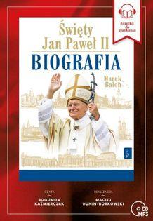 Święty Jan Paweł II Biografia Balon Marek