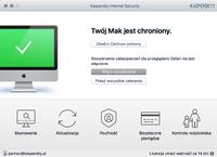 Kaspersky Internet Security 5 urządzeń / 1 rok