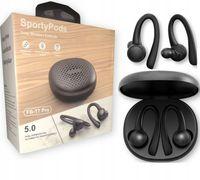 Słuchawki bezprzewodowe sportowe wodoodporne